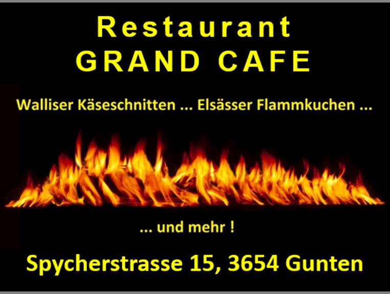 Restaurant Grand CAFE